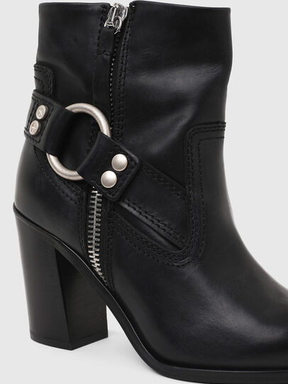 Diesel - D-FLAMINGO ABZ, Noir - Bottines - Image 4