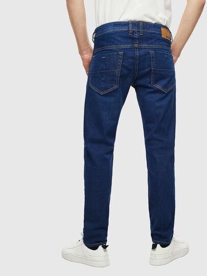 Diesel - Thommer 0095Z, Bleu Foncé - Jeans - Image 2