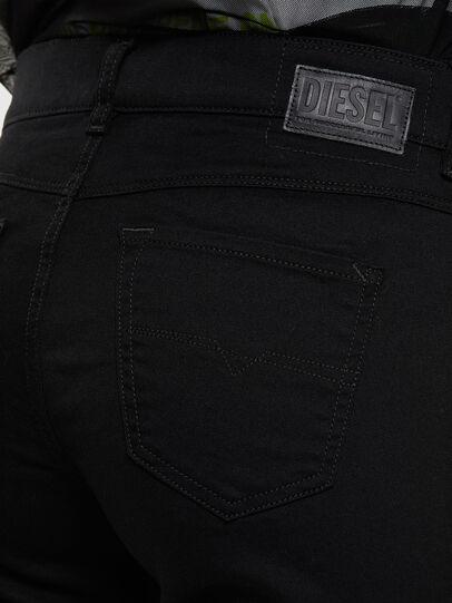 Diesel - Sandy 069EI, Noir/Gris foncé - Jeans - Image 4