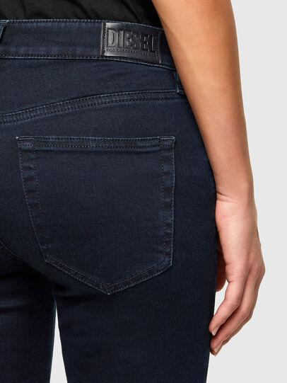 Diesel - Slandy 009PV, Bleu Foncé - Jeans - Image 4