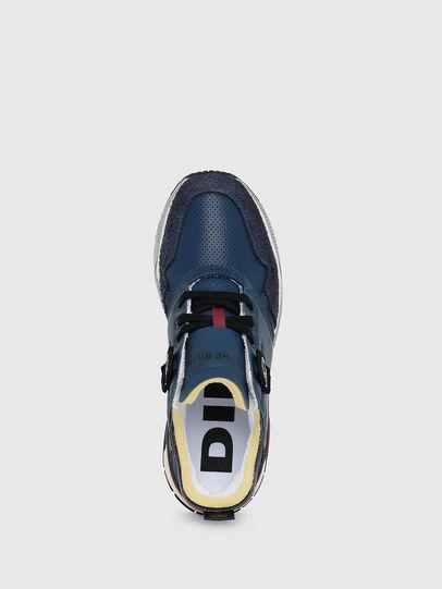 Diesel - S-BRENTHA LC, Bleu - Baskets - Image 4