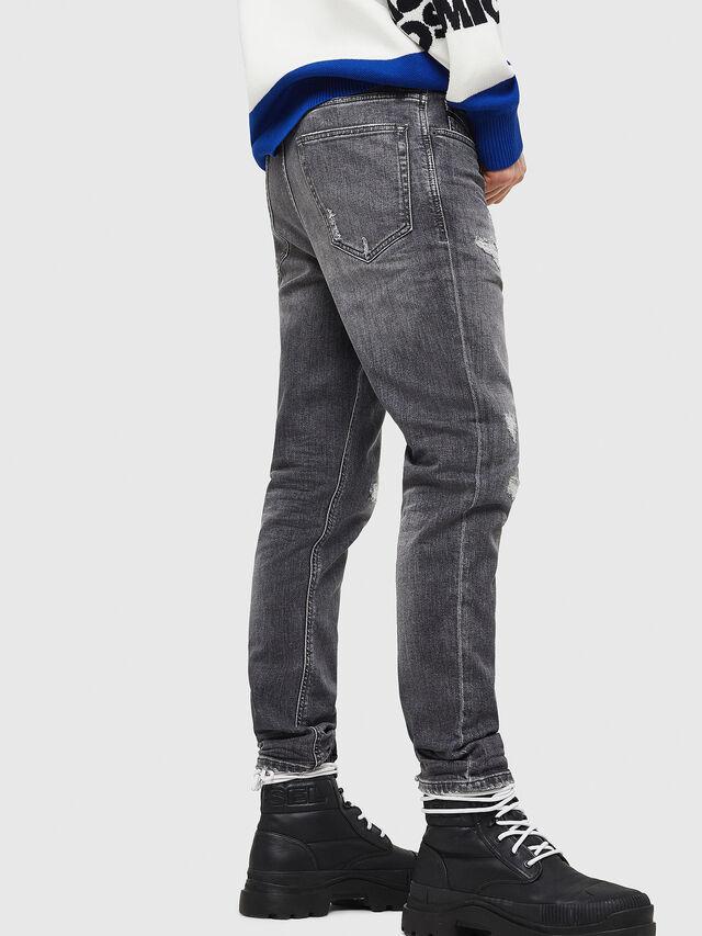 Diesel - D-Eetar 0890F, Gris Clair - Jeans - Image 4
