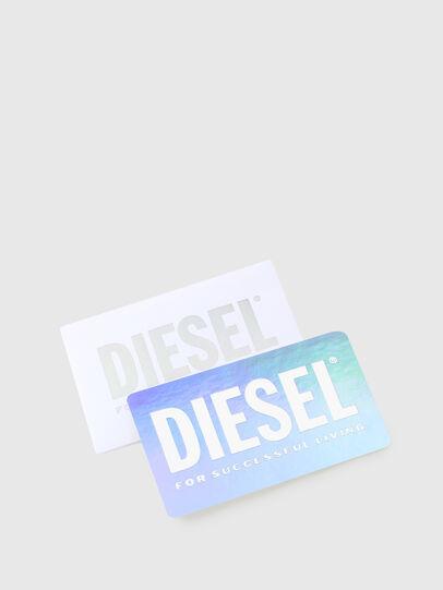 Diesel - Gift card, Blanc - Image 3