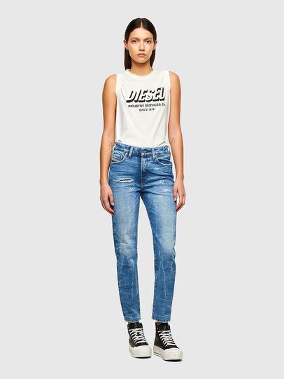 Diesel - D-Joy 009MV, Bleu Clair - Jeans - Image 6