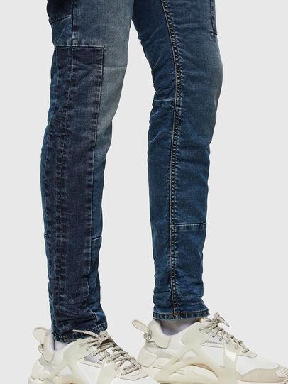 Diesel - Krooley JoggJeans® 069TX, Bleu moyen - Jeans - Image 4