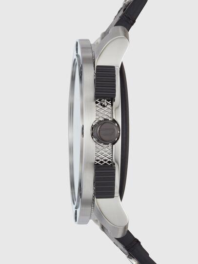 Diesel - DT2014, Noir/Gris argenté - Smartwatches - Image 3