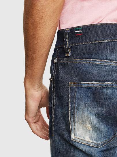 Diesel - D-Strukt 009BH, Bleu Foncé - Jeans - Image 5