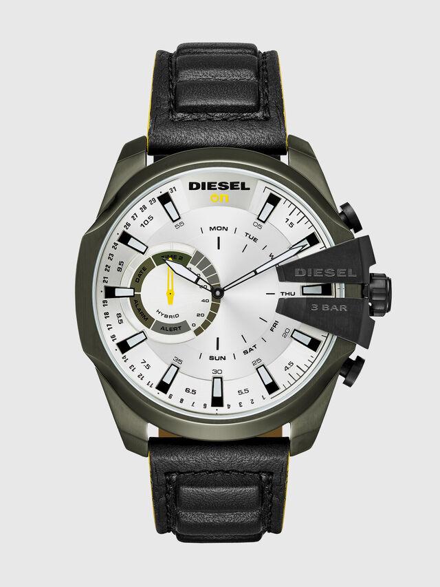 Diesel - DT1012, Noir - Smartwatches - Image 2