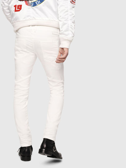 Diesel - Thommer JoggJeans 069DS, Blanc - Jeans - Image 2