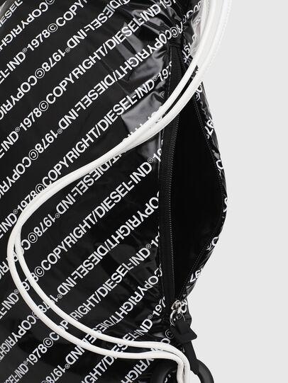 Diesel - COPYBACK, Noir/Blanc - Sacs à dos - Image 6