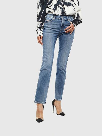 Diesel - Sandy 009AA, Bleu moyen - Jeans - Image 1