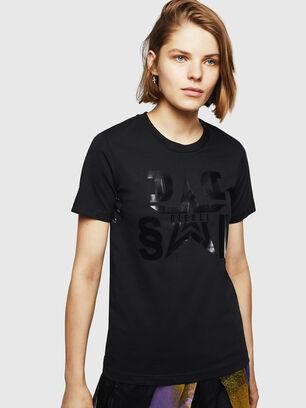 T-SILY-WMA, Noir - T-Shirts