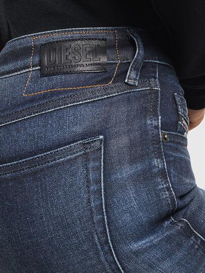 Diesel - Babhila 083AF, Bleu Foncé - Jeans - Image 3