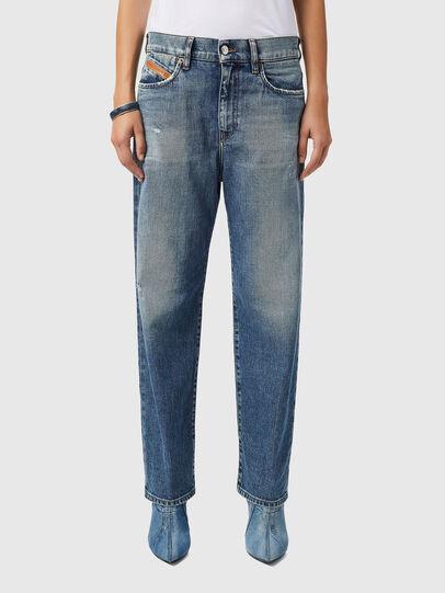 Diesel - D-Air 09B17, Bleu moyen - Jeans - Image 1