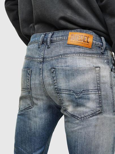 Diesel - Tepphar 0097M, Bleu Clair - Jeans - Image 5