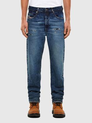 D-Macs 0079P, Bleu Foncé - Jeans