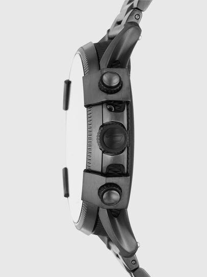 Diesel - DT2011, Gris Métal - Smartwatches - Image 3