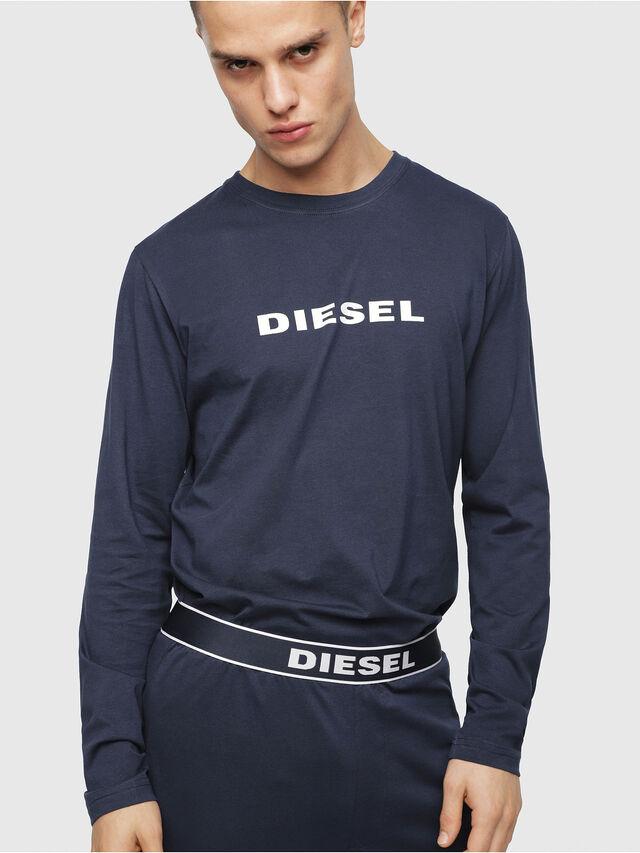 Diesel - UMSET-JUSTIN-JULIO, Bleu - Pyjamas - Image 3