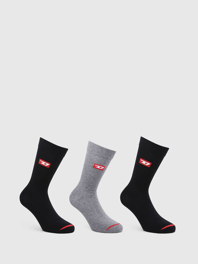 Diesel - SKM-RAY-THREEPACK, Multicolore - Chaussettes - Image 1