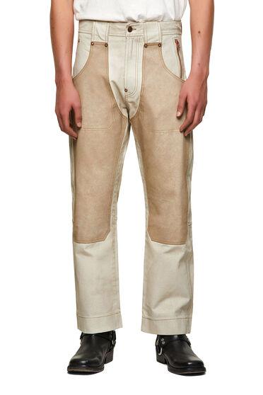 DieselXDiesel pantalon en toile