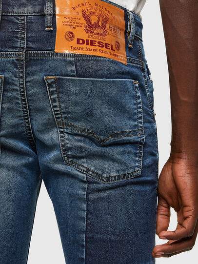 Diesel - Krooley JoggJeans® 069TX, Bleu moyen - Jeans - Image 5