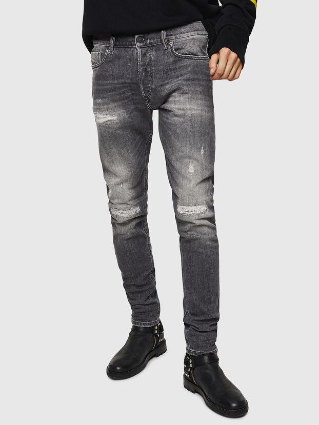 Tepphar 0890F, Gris Clair - Jeans
