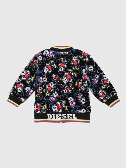 Diesel - SWALLOB, Noir - Pull Cotton - Image 2