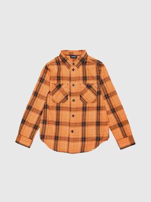 COIZE, Orange/Noir - Chemises