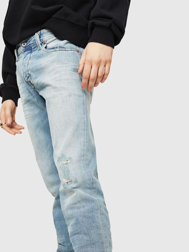 Diesel - Larkee-Beex 087AX, Bleu Clair - Jeans - Image 3