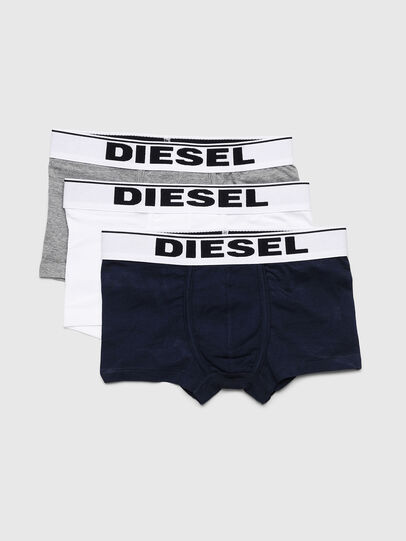 Diesel - UMBX-UDAMIENTHREEPAC, Polychrome/Blanc - Underwear - Image 1
