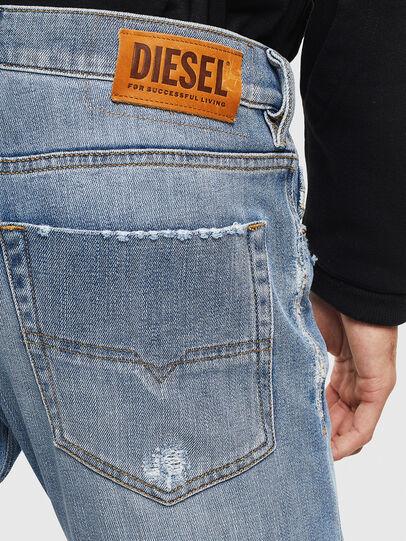 Diesel - Tepphar 009BU, Bleu Clair - Jeans - Image 6