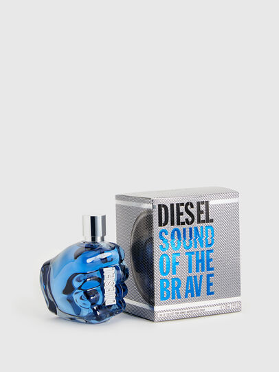 Diesel - SOUND OF THE BRAVE 125ML, Bleu - Only The Brave - Image 1