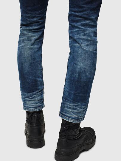 Diesel - D-Eetar 0097U, Bleu Foncé - Jeans - Image 5