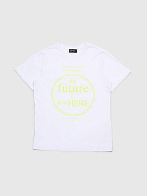 TDIEGOYD, Blanc - T-shirts et Hauts