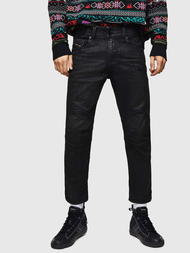 Blanck 069JD, Noir/Gris foncé - Jeans