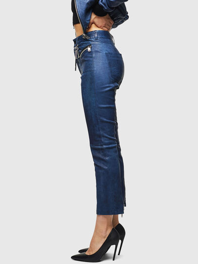 Diesel - L-NIKIA, Bleu - Pantalons - Image 5