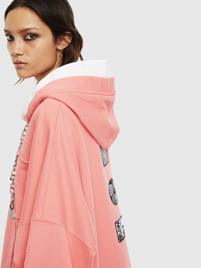 Diesel - F-BAILEY, Rose - Pull Cotton - Image 5