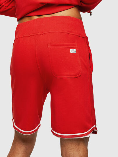 Diesel - UMLB-PAN, Rouge - Pantalons - Image 2