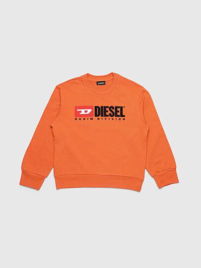 Diesel - SCREWDIVISION OVER, Orange - Pull Cotton - Image 1