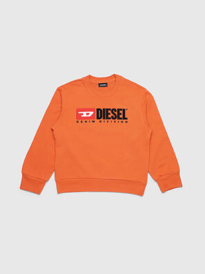 SCREWDIVISION OVER, Orange - Pull Cotton