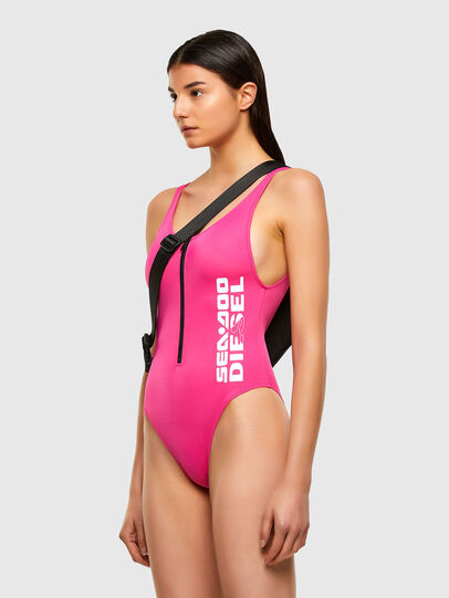 Diesel - BFSW-LIAZZYDOO, Rose - Maillots de Bain - Image 4