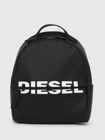Diesel - F-BOLD BACK FL, Noir Brillant - Sacs à dos - Image 1