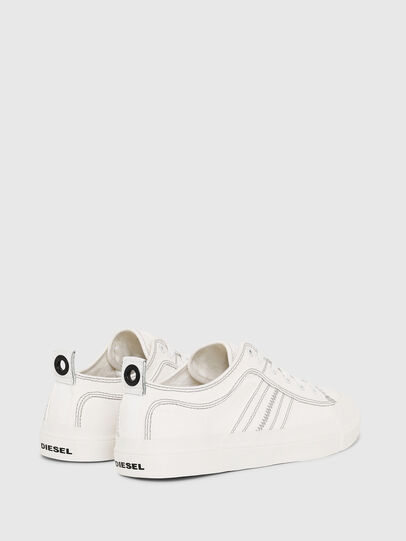 Diesel - S-ASTICO LOW LACE, Blanc - Baskets - Image 3