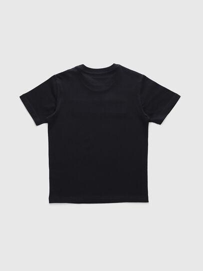 Diesel - TJUSTDIVISION, Noir - T-shirts et Hauts - Image 2