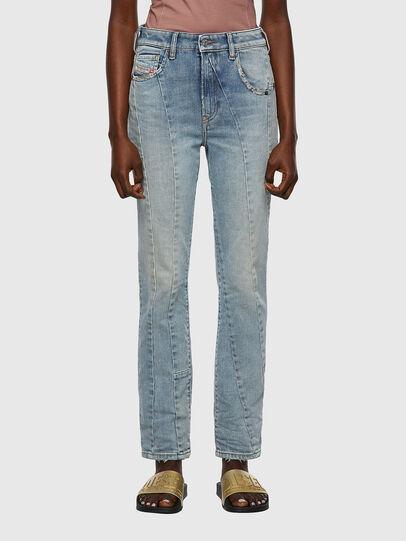 Diesel - D-Joy 09A65, Bleu Clair - Jeans - Image 1