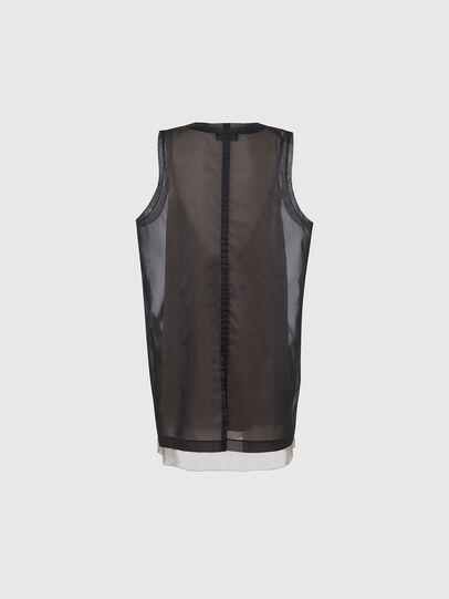 Diesel - D-LAY, Noir - Robes - Image 2