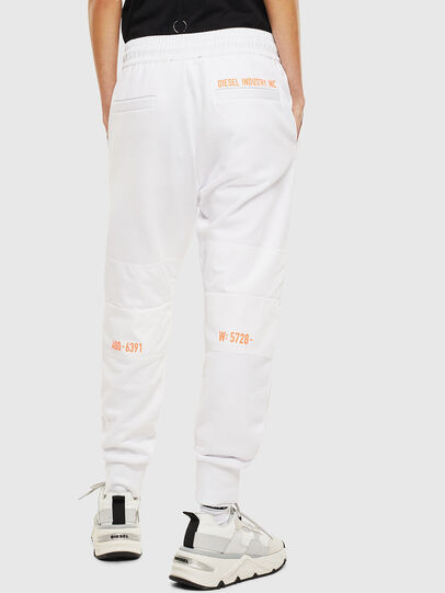 Diesel - P-ORTEX, Blanc - Pantalons - Image 4