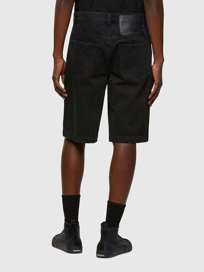 Diesel - D-MACS-SHORT, Noir - Shorts - Image 2