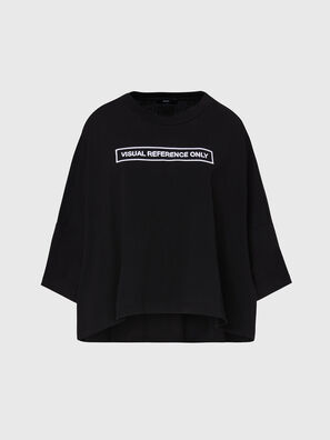 T-CRAMBLE, Noir - T-Shirts