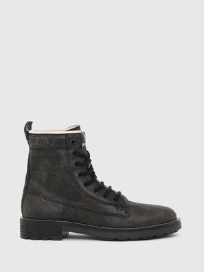 D-THROUPER DBB W, Noir - Bottines